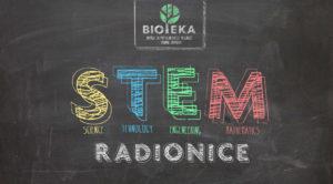 Upišite dijete na Biotekine STEM radionice!